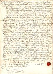 George I Obligation Bond dated