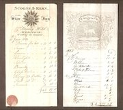 Inn  Hotel Receipts   1814  18