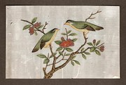 Japanese Rice Paper Painting