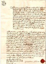 Obligation Bond dated 1794