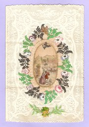 Romeo  Juliet Victorian Valent