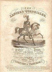Sheet Music Cover  Circa 1800s