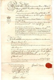 Shropshire Obligation Bond dat