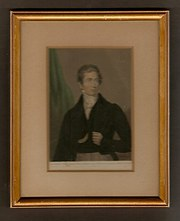 Sir Robert Peel  Baxter Print
