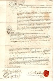Suffolk Obligation Bond dated