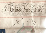 Victorian Indenture of 1870s