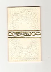 Victorian Ladies Stationery En
