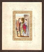 Victorian Valentine Card of ci