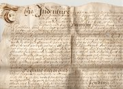 William  mary Indenture dated