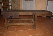 Antique Work Benches